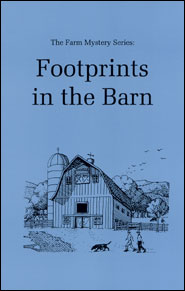 Footprints in the Barn Grace and Truth Books