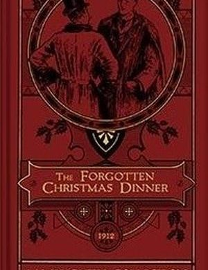 The Forgotten Christmas Dinner book cover