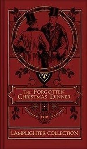 The Forgotten Christmas Dinner book cover