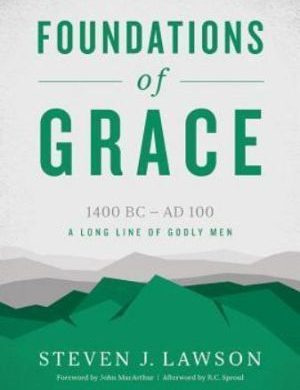 Foundations of Grace book image