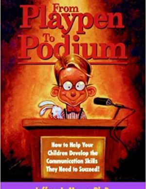 From Playpen to Podium book cover