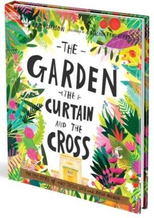 The Garden Curtain Cross Grace And Truth Books