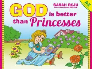 God is Better than Princesses book cover