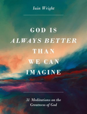 God is Always Better Than We Can Imagine book cover
