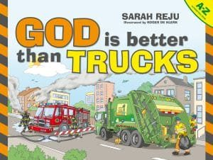 God is Better than Trucks book cover