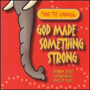 God Made Something Strong Grace and Truth Books