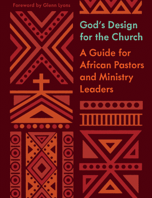 God's Design for the Church book cover