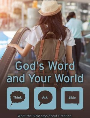 God's Word and Your World book cover