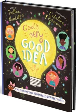 God's Very Good Idea book cover