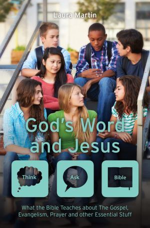 God's Word and Jesus book cover
