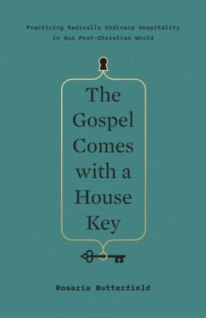The Gospel Comes with a House Key book cover