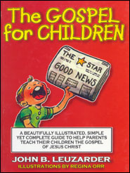 The Gospel for Children book cover Grace and Truth Books