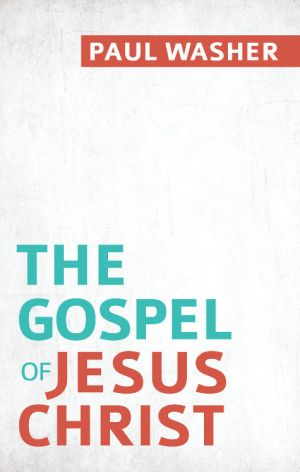 The Gospel of Jesus Christ Grace and Truth Books