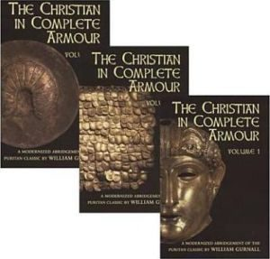 The Christian in Complete Armour book covers