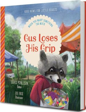 Gus Loses His Grip book cover