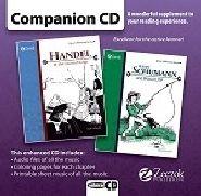 Handel/Robert Schumann Coompanion CD Grace and Truth Books