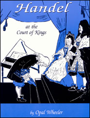 Handel at the Court of Kings Grace and Truth Books