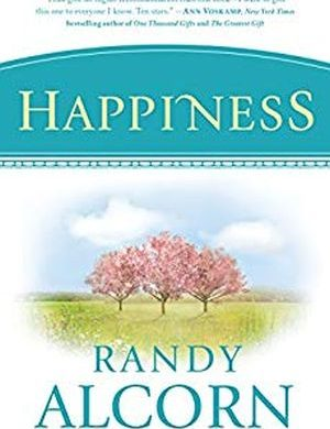 Happiness book cover