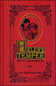 Helen's Temper and Its Consequences Grace and Truth Books
