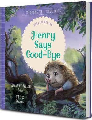 Henry Says Good-Bye book cover