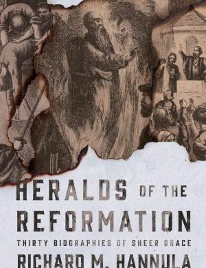 Heralds of the Reformation book cover
