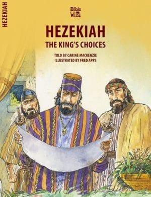 Hezekiah book cover