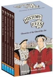 History Lives! Complete Boxed Set of 5 Volumes Grace and Truth Books