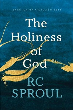 The Holiness of God book cover