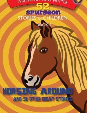 Horsing Around book cover