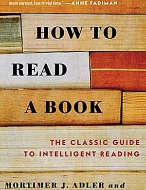 How to Read a Book Grace and Truth Books