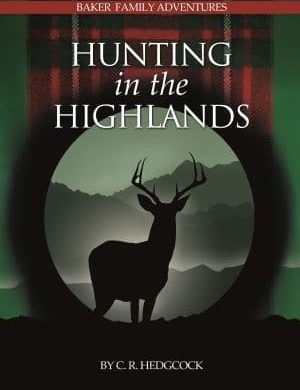 Hunting in the Highlands book cover