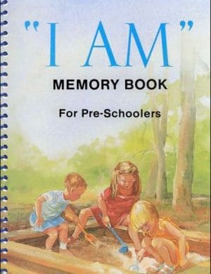 I AM Memory Book cover image