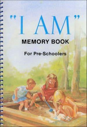 I AM Memory Book cover image