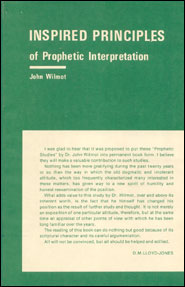 Inspired Principles of Prophetic Interpretation Grace and Truth Books