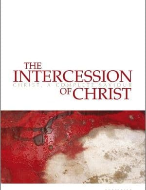 The Intercession of Christ book cover