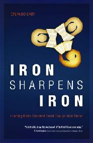 Iron Sharpens Iron Grace and Truth Books