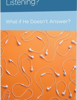 Is God Listening book cover