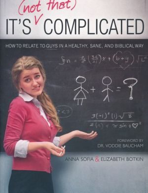 It's Not That Complicated book cover