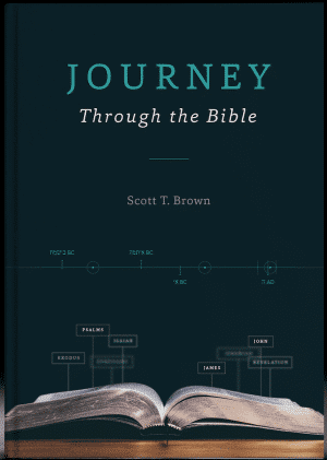 Journey Through the Bible book cover