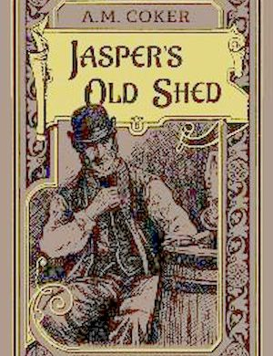 Jasper's Old Shed book cover