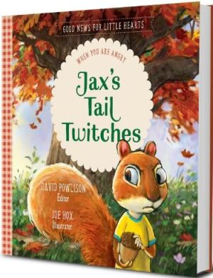 Jax's Tail Twitches book cover