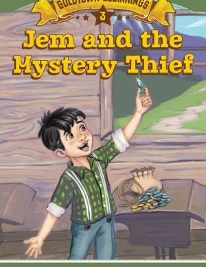 Jem and the Mystery Thief book cover