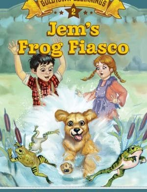 Jem's Frog Fiasco book cover