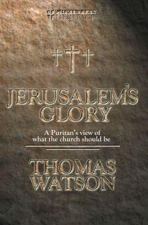 Jerusalem's Glory book cover