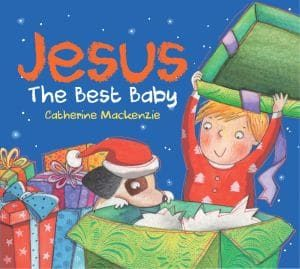 Jesus the best Baby book cover