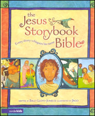 The Jesus Storybook Bible Grace and Truth Books