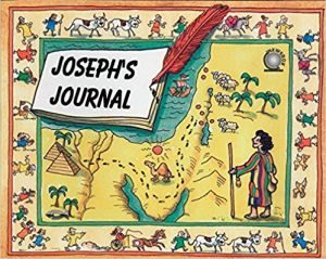 Josephs Journal book cover