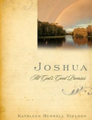 Joshua: All God's Good Promises book cover