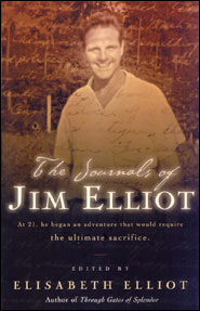 The Journals of Jim Elliot Grace and Truth Books