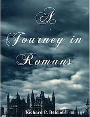 A Journey in Romans book cover
